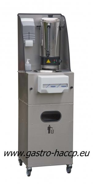 Mobiles Handwaschbecken ES-10-f für die Garantie des Hygienestandards